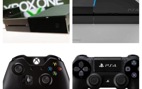 The Xbox One vs. The Playstation 4