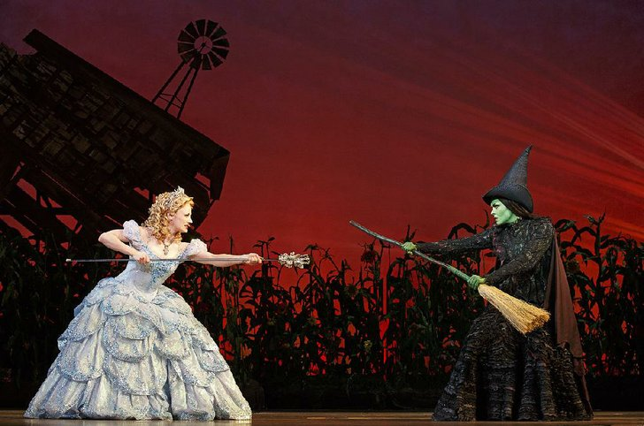 elphaba and glinda relationship test