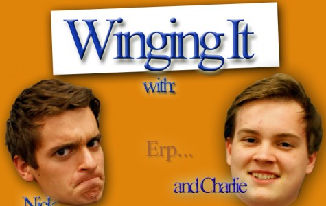 Winging It: with Nick, Charlie and Erp