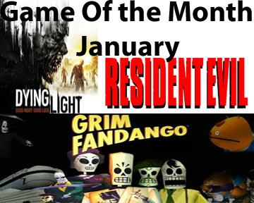 Game of the Month: January 2015 (Remakes galore)