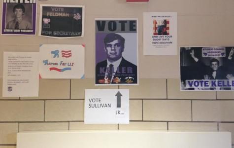 Elder's Election: Class of 2017