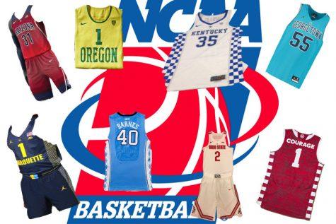 Best college basketball jerseys of 2016-17