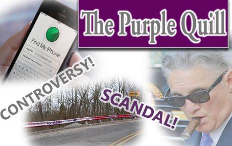 The Purple Tabloids