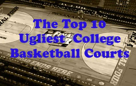 College Basketball: The 10 ugliest courts