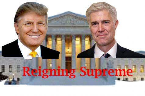 Reigning Supreme