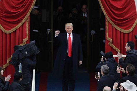 Trump moves quickly
