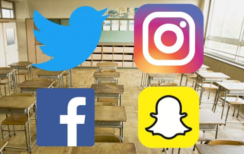 Does social media actually have an affect within schools?