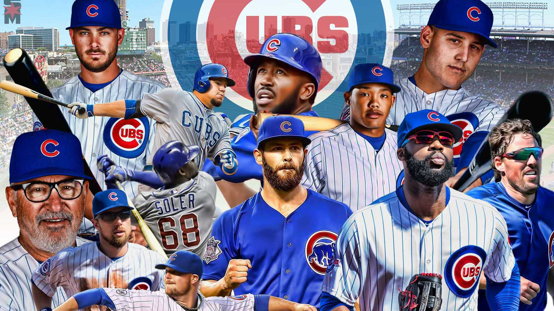 Chicago Cubs Wallpaper Hd: The Purple Quill : What To Look For In The MLB