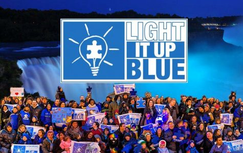 Autism Awareness kindles blue through the month of April