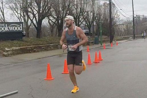 Coach Dickman is ready to take on the Boston Marathon.