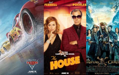 Summer movies making a splash