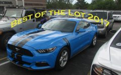 Best of the Lot: 2017 Edition