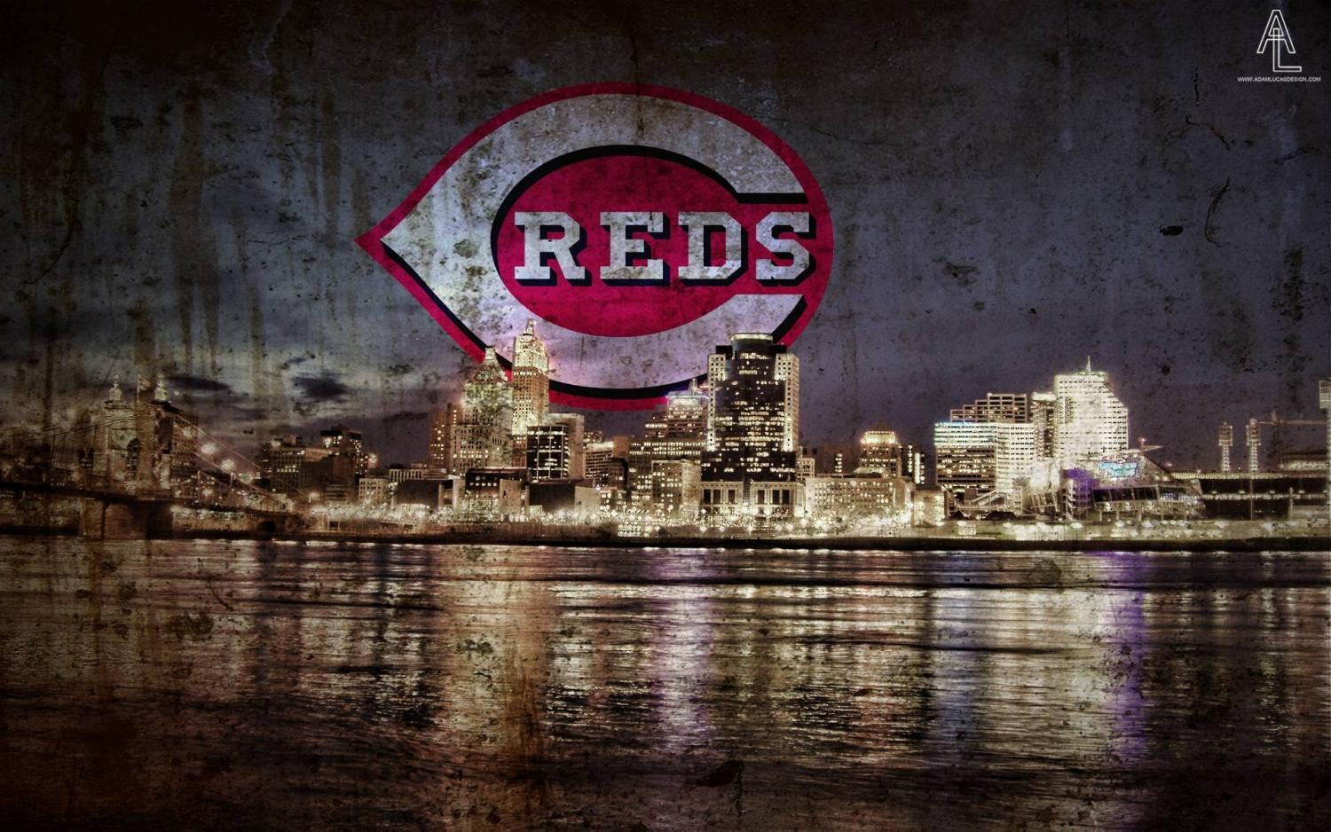 Cincinnati+Reds+are+shinning
