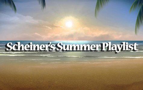 Scheiner's end of the school year playlist