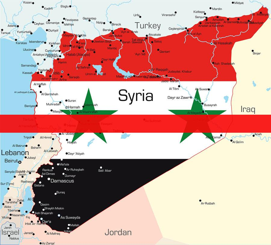 Syrian Civil War – The Red Line