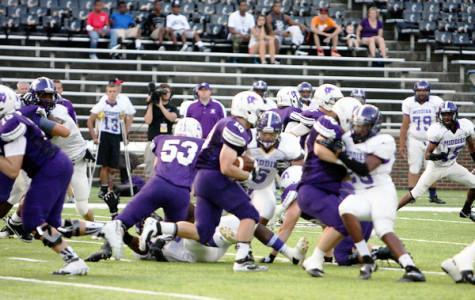 Elder Football: Middletown recap