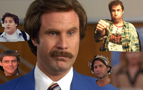 The five funniest movie characters