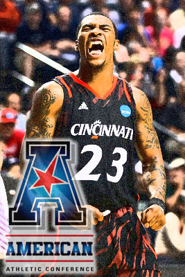 Sean Kilpatrick looks to lead the Bearcats to the top of the American Athletic Conference