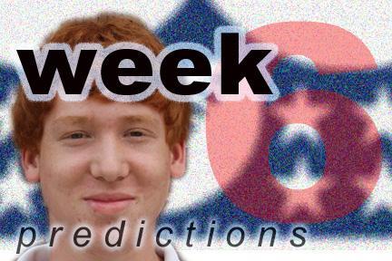 Week 6 NFL Preview