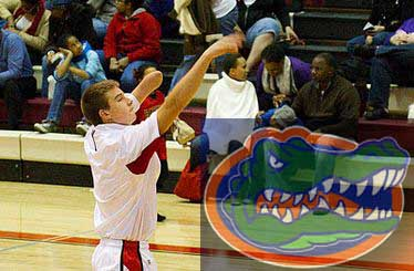 One armed basketball player commits to Florida