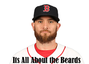 It's all about the beards