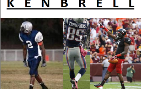 Transformation of Kenbrell Thompkins from a no name at community college to Tom bradys right hand man