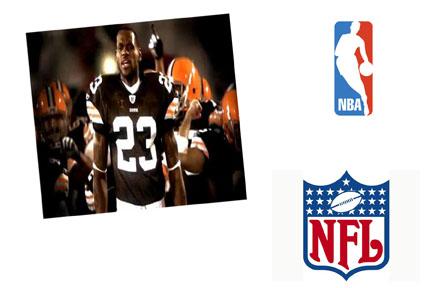 NBA players in th NFL?
