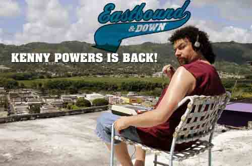 Kenny Powers is back!