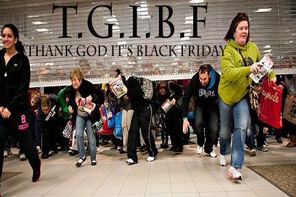 Black Friday in America