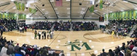 LeBron James' high school gym reopens