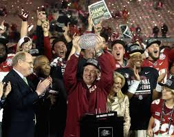 The SEC reign is over