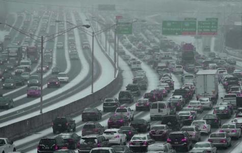 Storm brings Atlanta to a halt