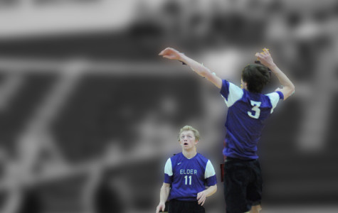 Volleying for success