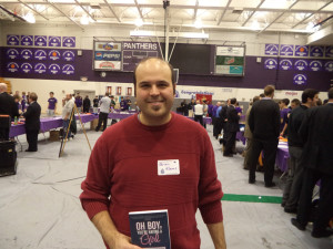 Brian Klems '97 is an author and also an online editor for Writer's Digest.