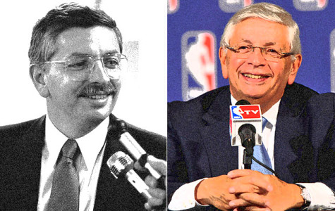 David Stern spent three decades as commissioner of the NBA