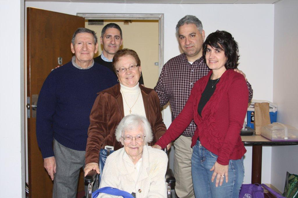 Oldest living graduate of Elder passes
