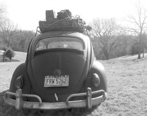 Nathan Bischoff's Volkswagon Bug