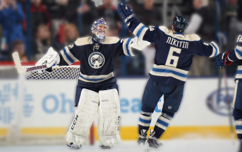 Blue Jackets race toward playoffs