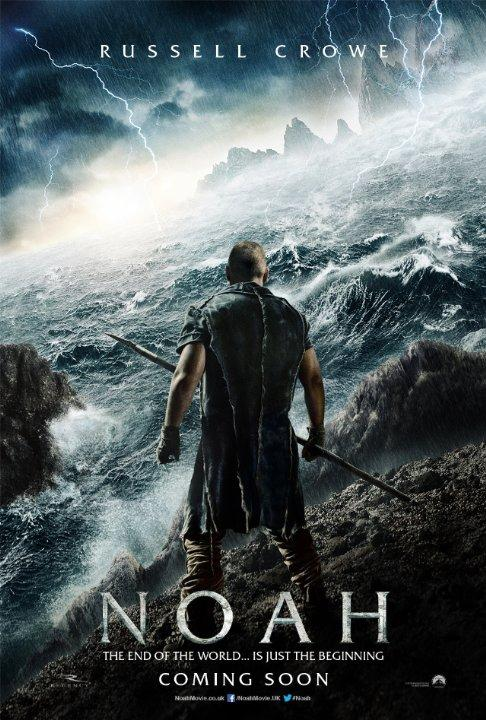Since it's release, Noah has stayed atop the box office charts