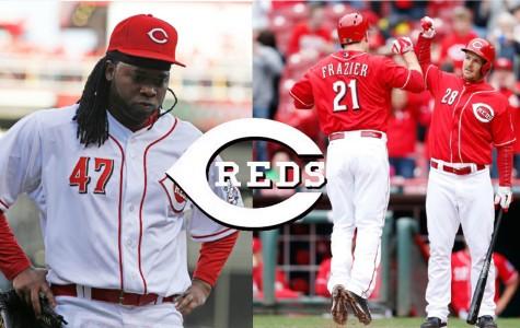 Cincinnati Reds opening series report