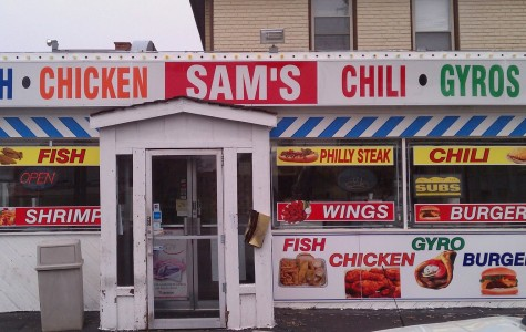 Sam's Chili: Better than imagined