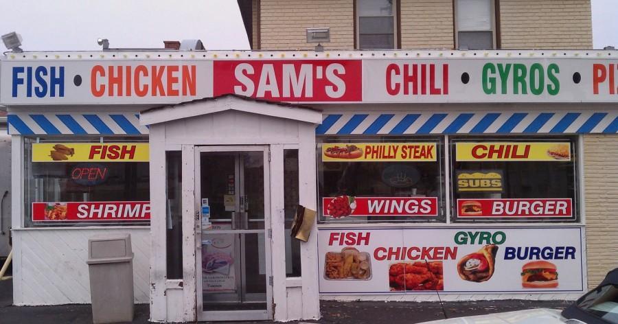 Sam's Chili