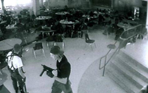 The infamous Columbine High School massacre of April 20th, 1999