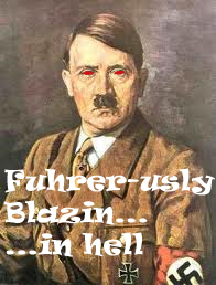 Hitler was born on April 20th, which later became a weed