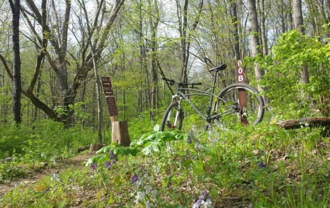"Bike trail ""gears up"" for another summer"