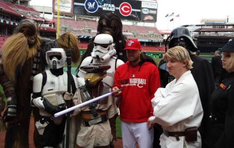 May the Fourth be with you, baseball fans!