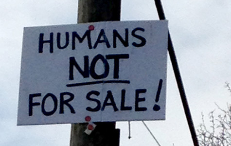 Why human trafficking exists: Stop the demand