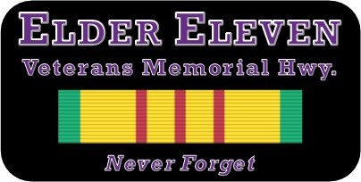 Elder 11 dedication patch