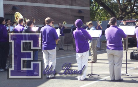 Elder Band marches hard