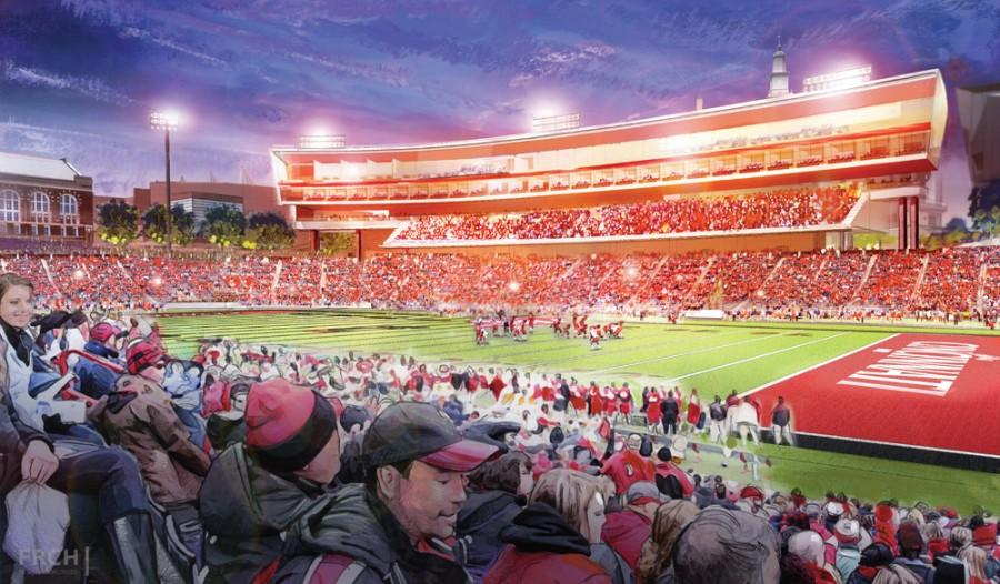 A change at Nippert means a change for all